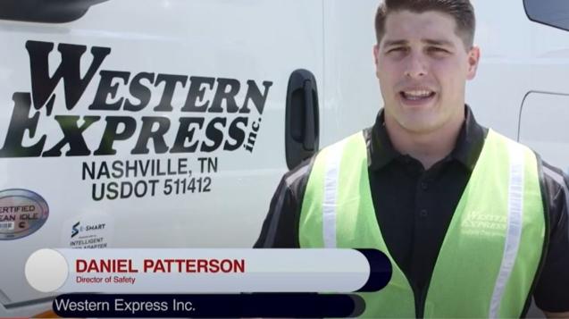 Western Express equips Fleet with E-SMART